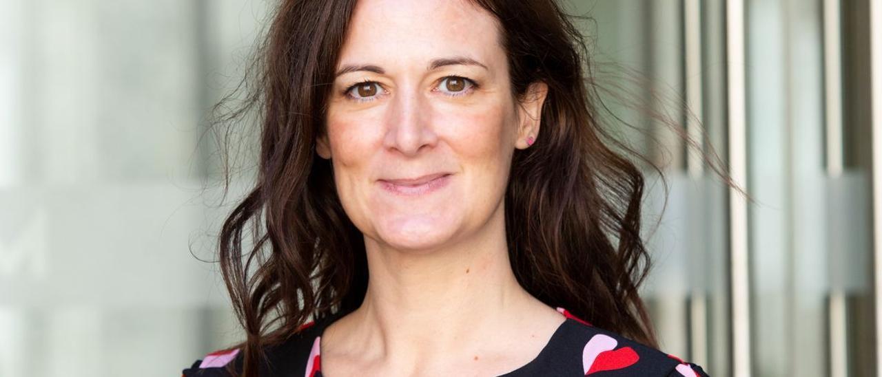 Gemma Galdón, fundadora y CEO de Eticas Research & Consulting.