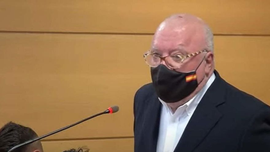 Vox anuncia su intención de grabar una entrevista a Villarejo en la cárcel