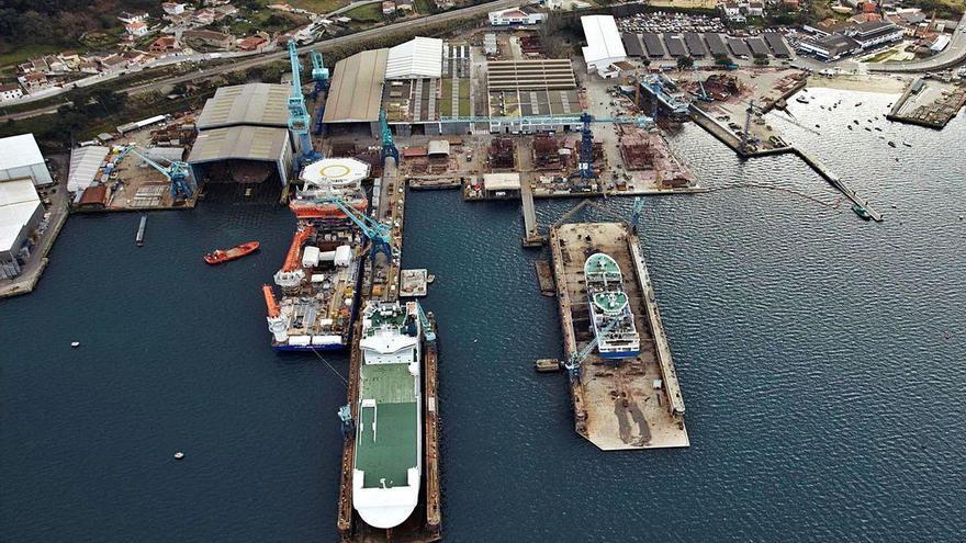 Metalships invierte 10 millones de euros para erigir un centro de reparación naval