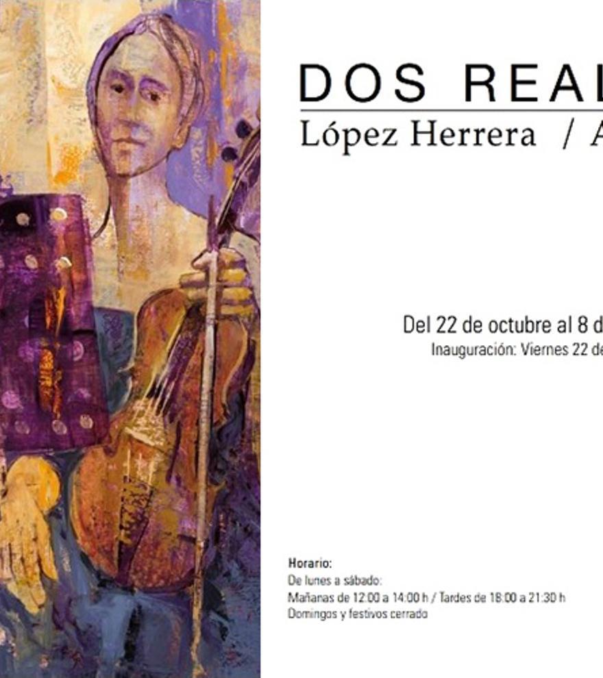 López Herrera / Alfonso Cuñado - Dos realidades