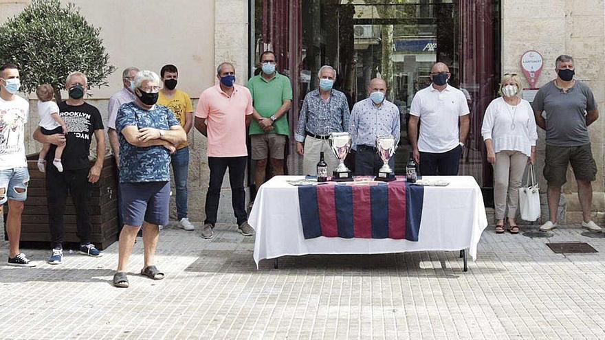 Poblense y Atlético Baleares disputan hoy el Trofeu Casa Miss