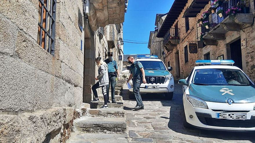 Ingresan en prisión tres de los detenidos por presunto tráfico de estupefacientes en Sanabria