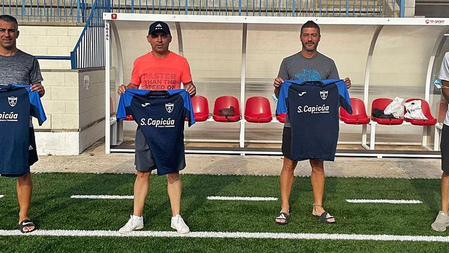 Sánchez coge al Athletic la Vall para intentar subir a 1ª regional