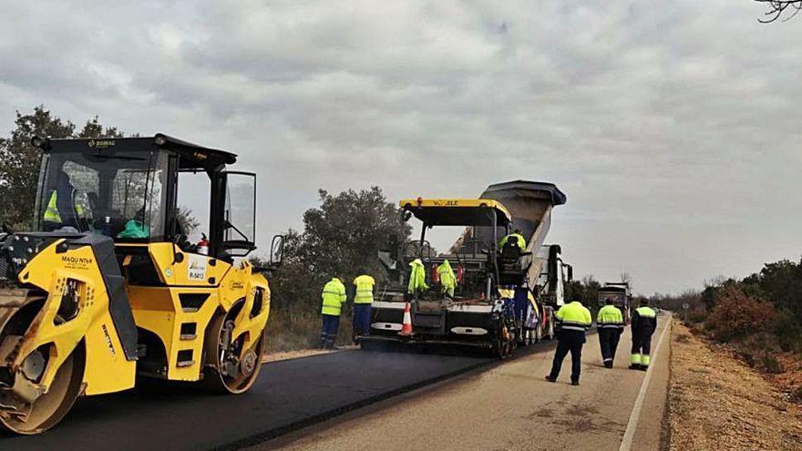 La Diputación de Zamora adjudica la mejora de varias carreteras por importe de 1,1 millones de euros