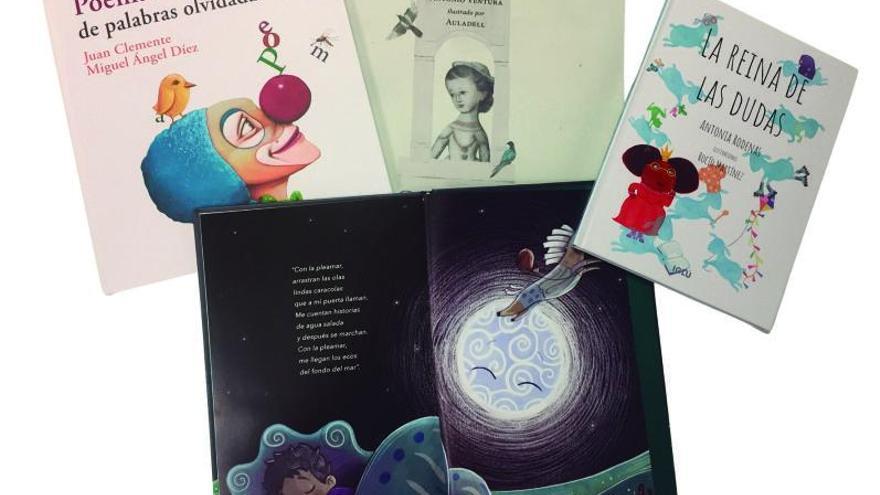 La editorial Iglú nace con siete títulos firmados o ilustrados por alicantinos