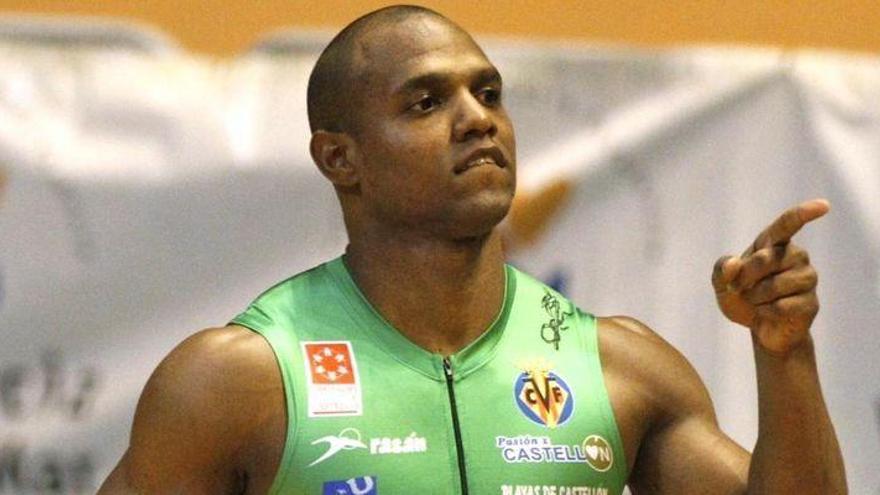 El atleta del Playas Yunier Pérez ya es español