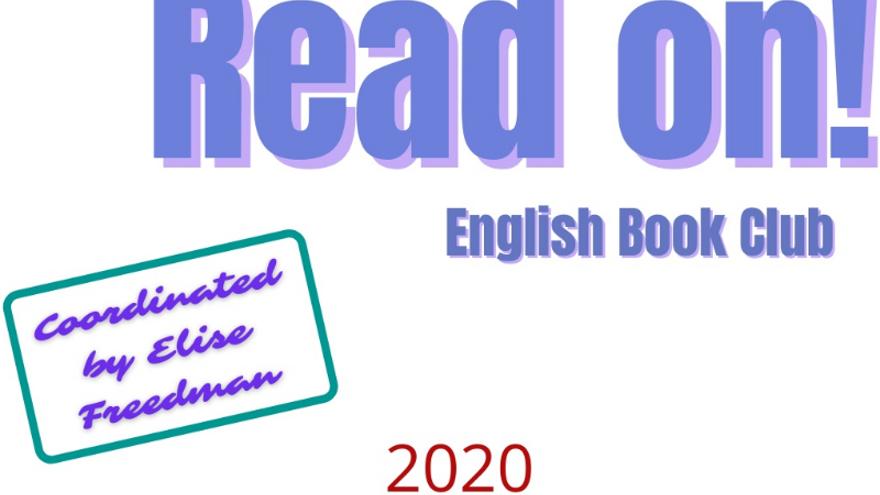 Club de lectura Read On! coordinado por Elise Freedman