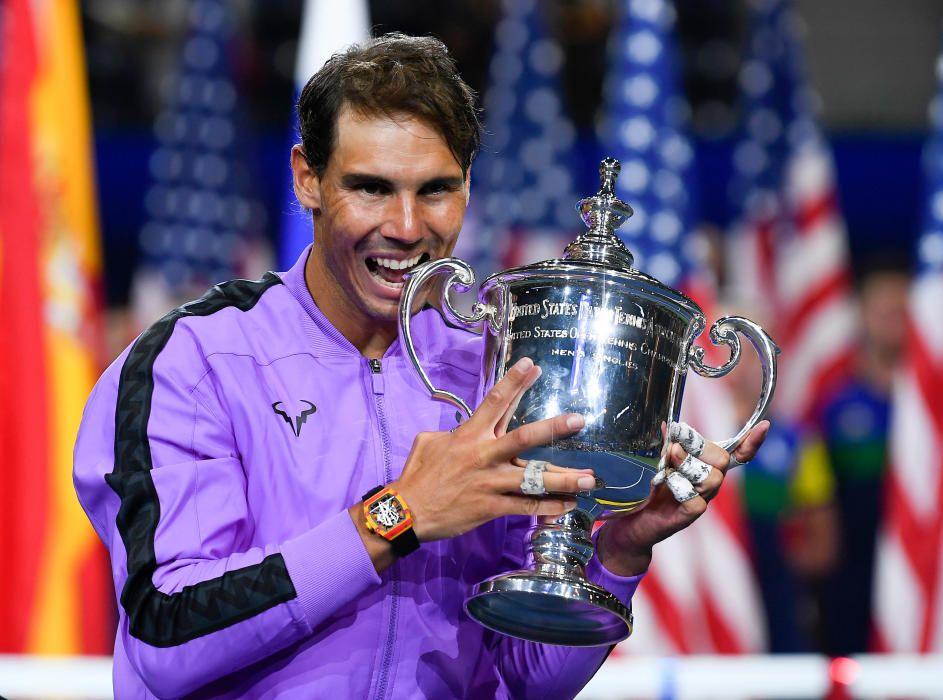 Final del US Open: Nadal - Medvedev