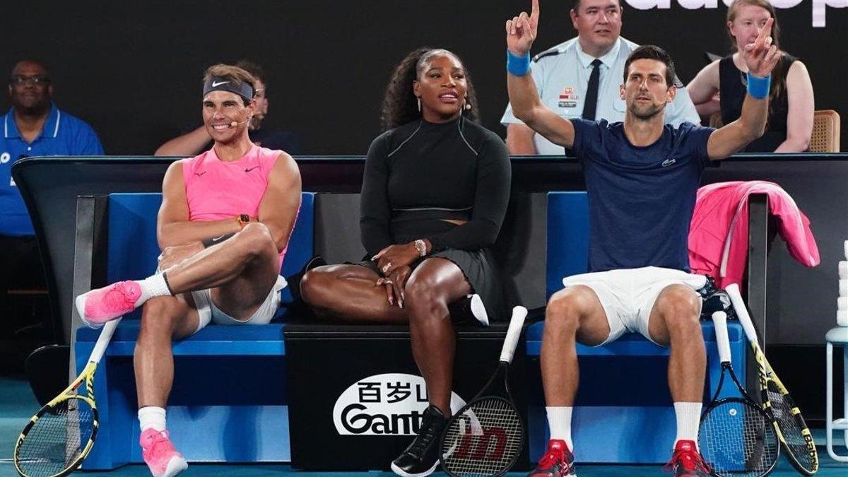 Nadal y Djokovic se apuntan a la gira americana