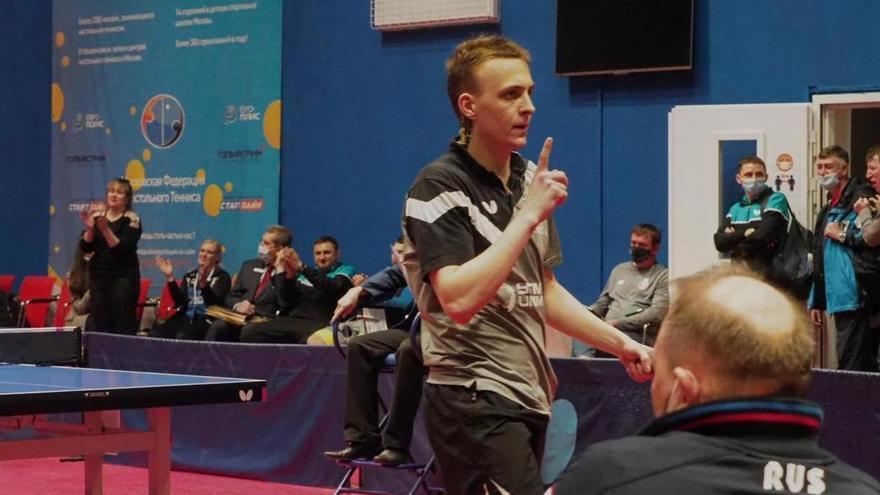 Danila Travin refuerza al Real Cajasur Priego de tenis de mesa