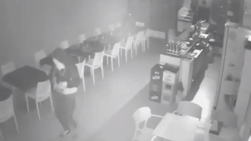 La Guardia Civil de Requena desarticula una banda que asaltaba máquinas recreativas