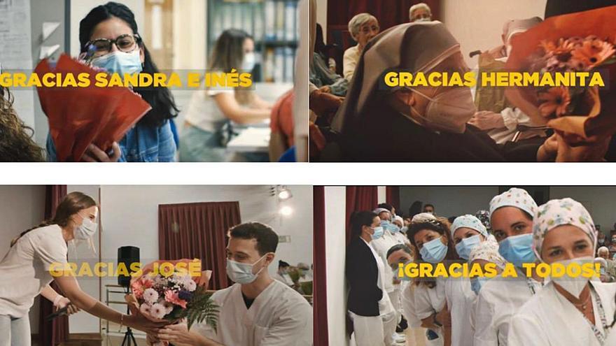 Espacio Mediterráneo celebra su 14 aniversario con muestras de gratitud