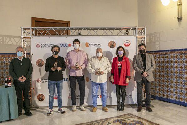 La gala de los 'Premis Cacau d'Or'