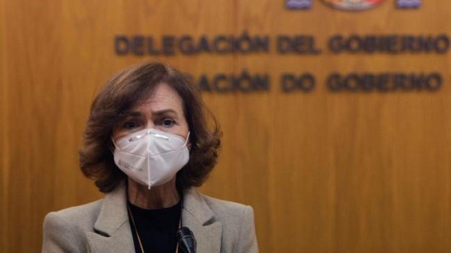 Estado, Xunta, Diputación y Concello de Sada cooperarán en la gestión del pazo