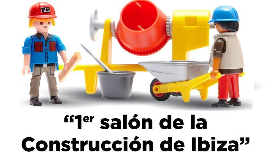 Más de 120 empresas participan en la Feria de Construcción que se celebra en Ibiza el 25 de junio