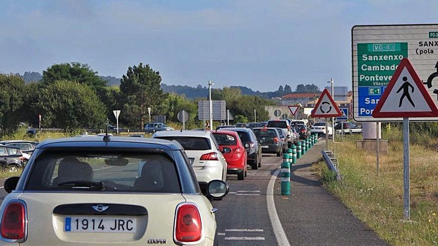 La Xunta adjudica la construcción de un itinerario peatonal entre la Autovía del Salnés y la PO-504, en Sanxenxo