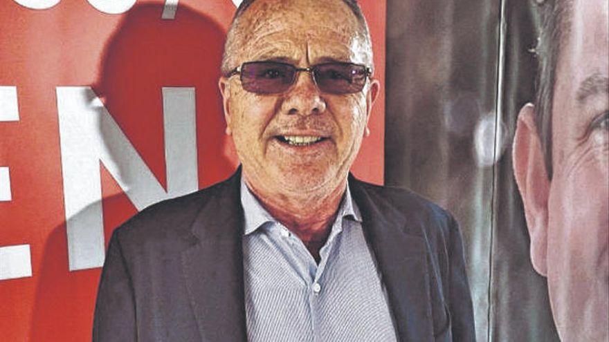 El PSOE expulsa a Agustín Marichal