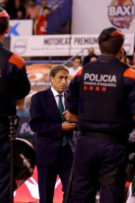 Baxi Manresa - Unicaja de Màlaga