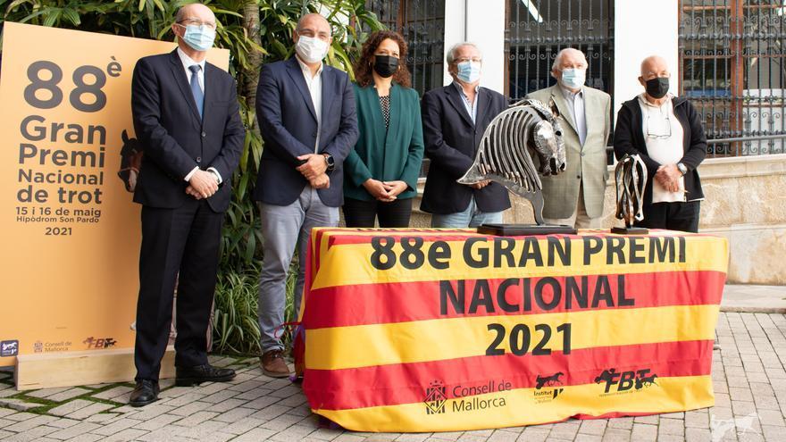 El Gran Premi Nacional repartirá 100.000 euros en premios