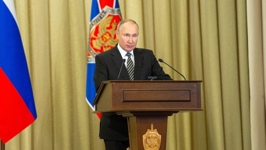 Putin participará en la cumbre del clima convocada por Biden