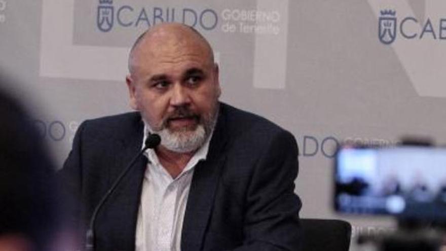 Dimite el director de Seguridad y Emergencias de Tenerife