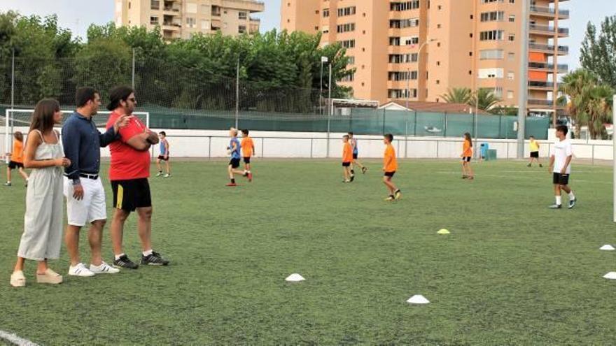 Fútbol «Pichi» Alonso apadrina el XIV Campus de Fútbol Formativo de Peñíscola