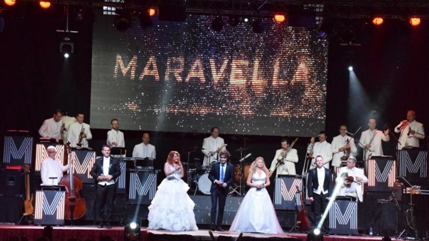 10 € de descompte per veure l'Orquestra Maravella