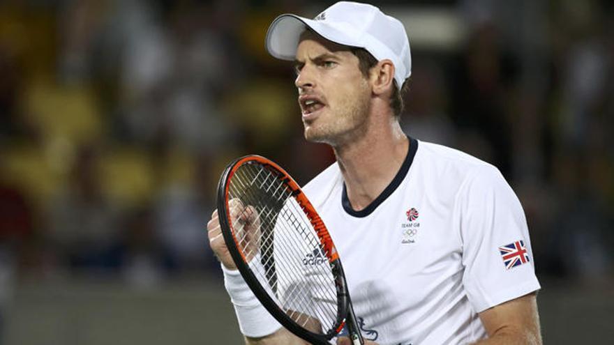 Murray hace historia al ganar su segundo oro consecutivo
