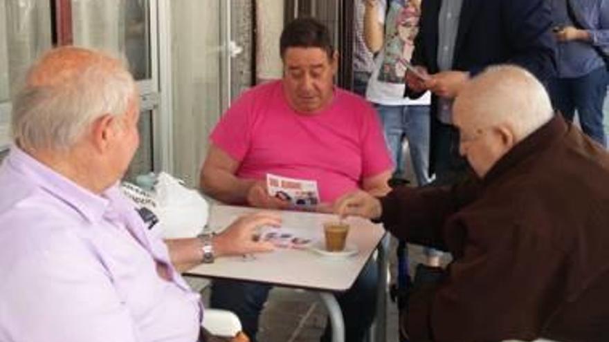 Compromís busca en la Zona Norte el voto «huérfano» de referentes políticos