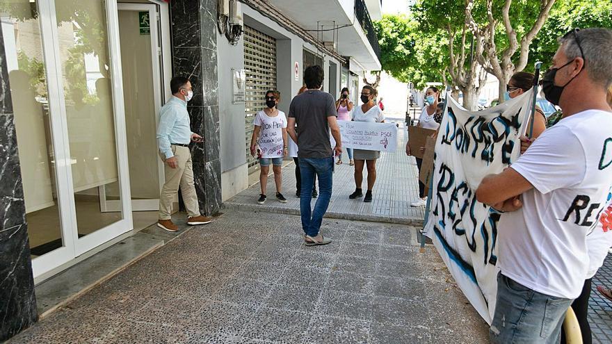 Marí Ribas dice que la solución de los Don Pepe pasa por ayudas a los afectados