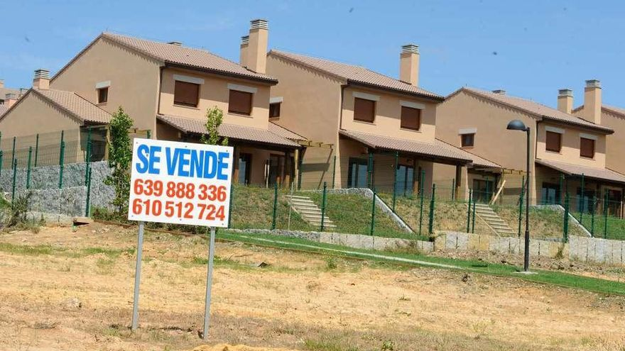 La Sareb oferta más propiedades en el Concello de Miño que en el resto de municipios del área juntos
