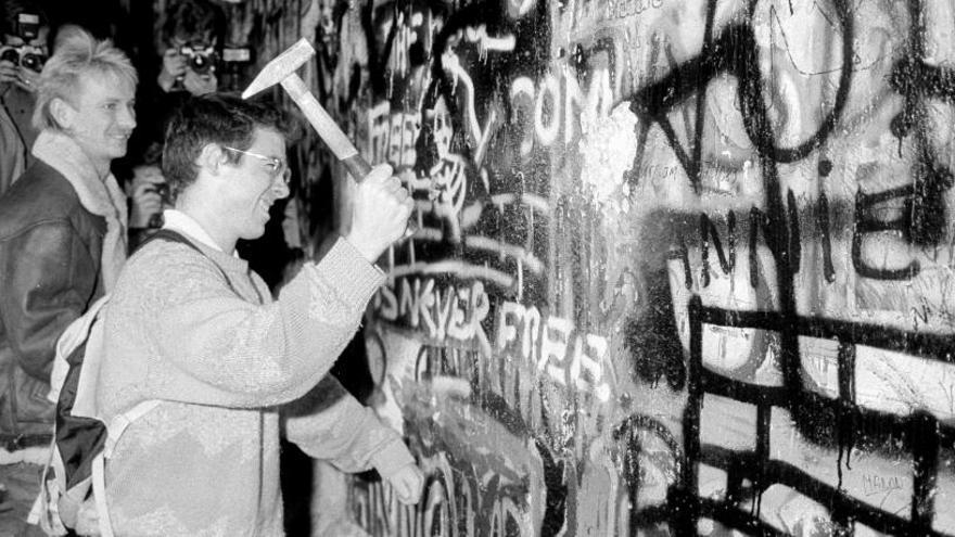 Berlín celebra els 30 anys de la caiguda del mur