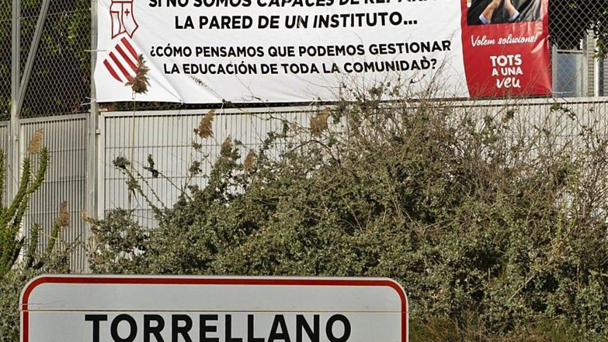 La AMPA del IES Torrellano cuestiona la capacidad de gestión de Vicent Marzà