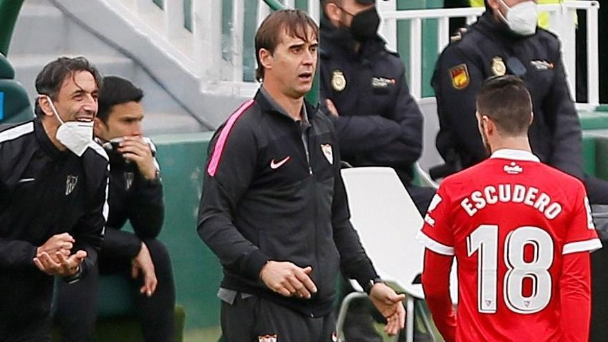 El Sevilla, a superar la depresión o agrandar la figura de Haaland y el Dortmund