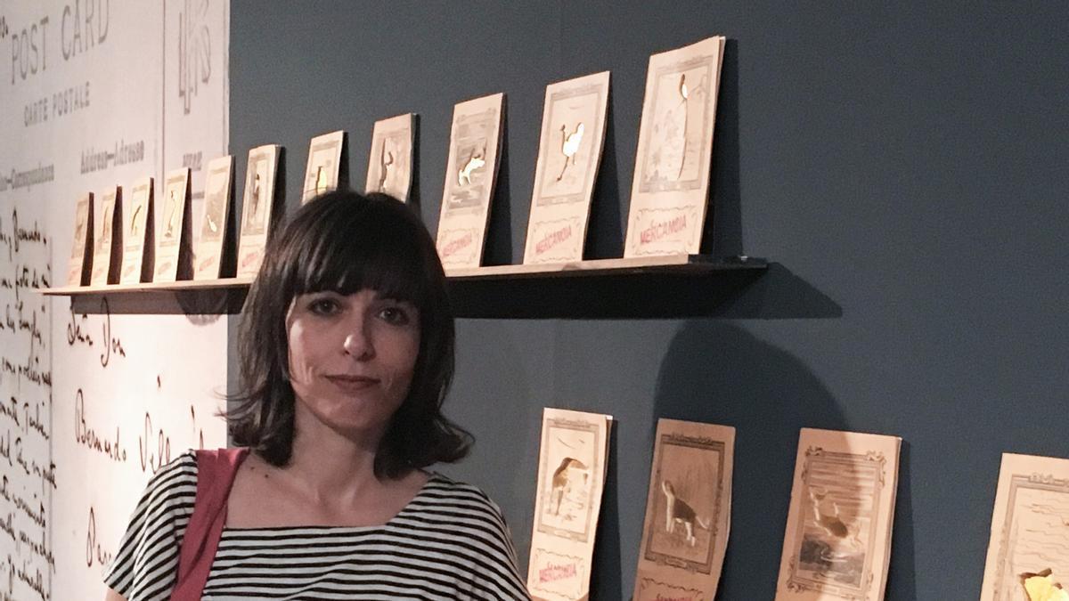 El arte en papel de Luisa Pastor vuela a Washington