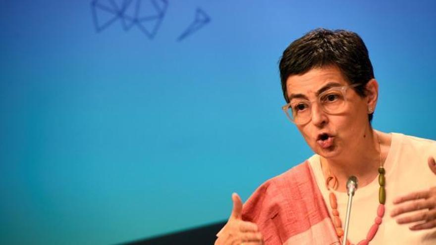 González Laya renuncia a ser candidata a dirigir la OMC