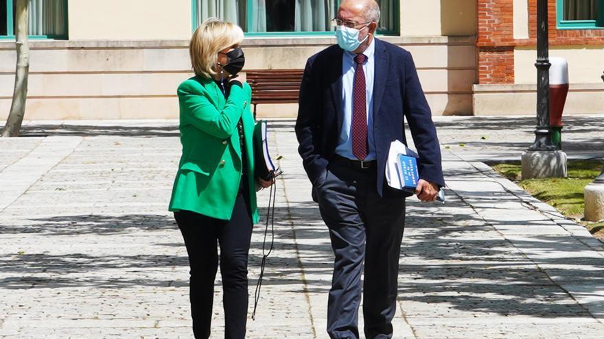 Castilla y León mantendrá las restricciones actuales frente al COVID hasta el 20 de mayo