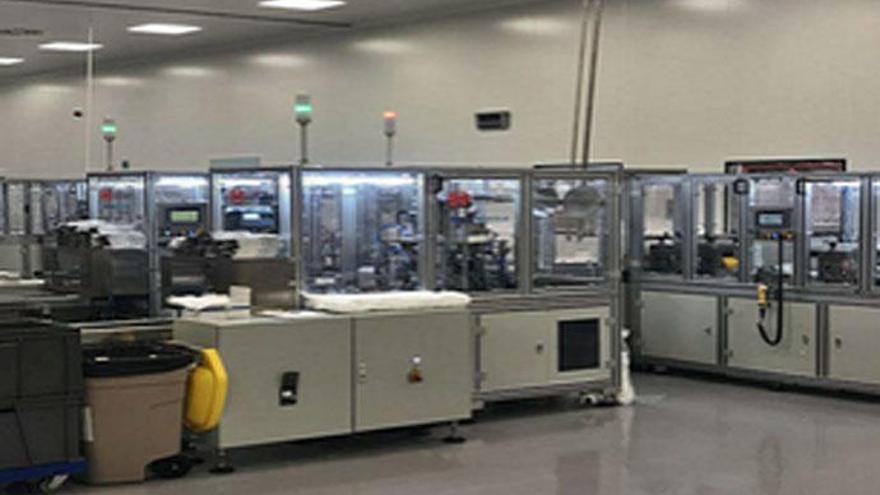 Inditex donará cuatro máquinas a Cogami para fabricar mascarillas