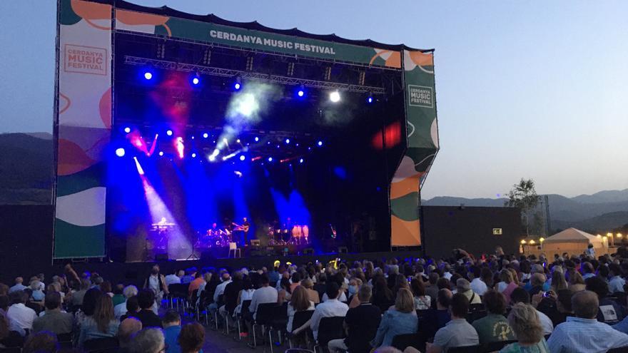 Primer dia del Cerdanya Music Festival