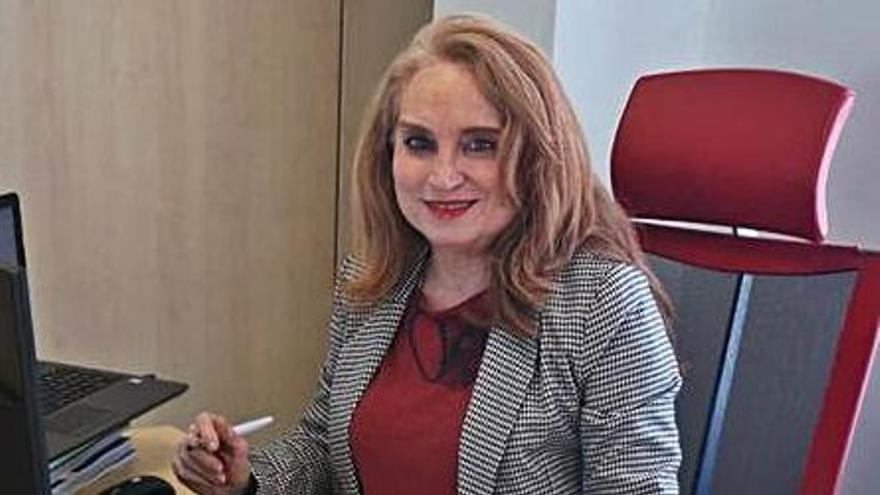 Juana Navarro, concejala de Igualdad de Gandia.