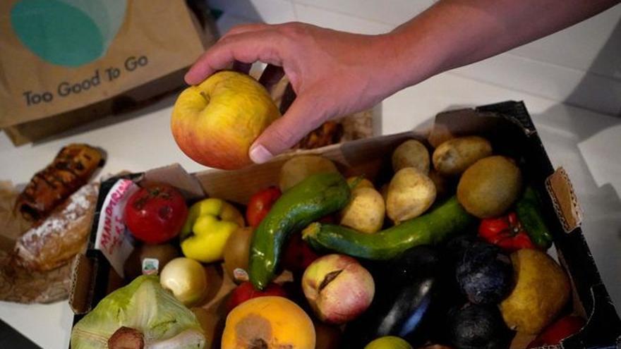 Guerrero del desperdicio: 48 horas comiendo sobras