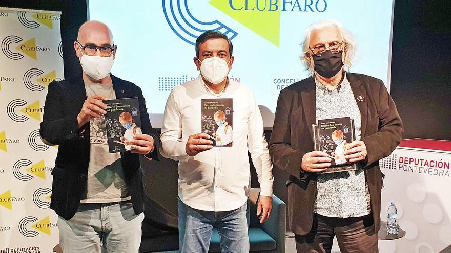 """Santi Domínguez: """"Rebaixar contidos debería ser un dos debates da Lei Celaá"""""""