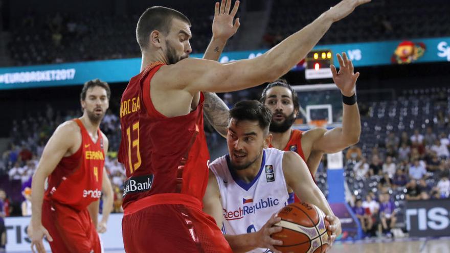 España se da otro paseo en el Eurobasket