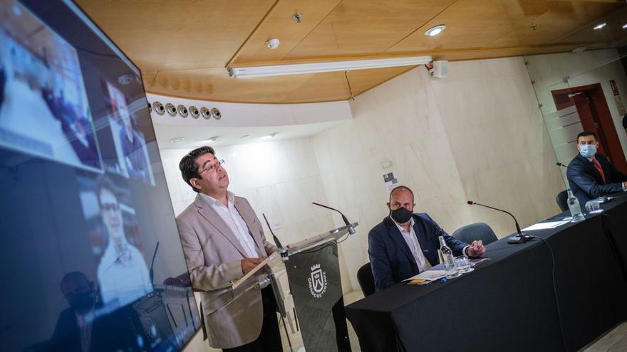 Un nuevo cable submarino refuerza las conexiones de Canarias con Europa y el mundo