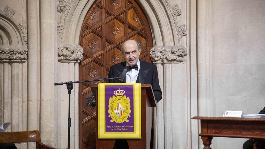 Oriol Bonnín, académico de honor de la Real Academia de Medicina