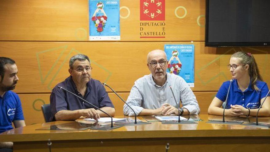 El XXII Campeonato de España de Voleibol Femenino generará medio millón de euros en Castellón