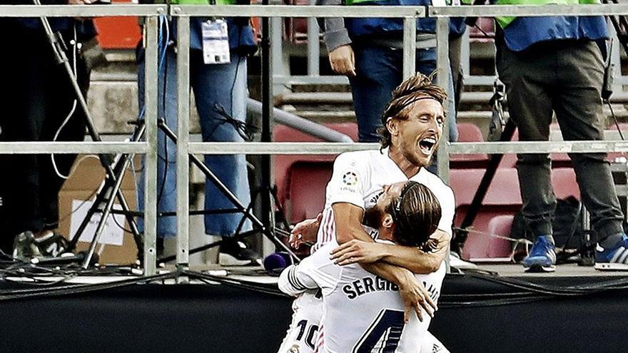 El Madrid traspasa la crisis