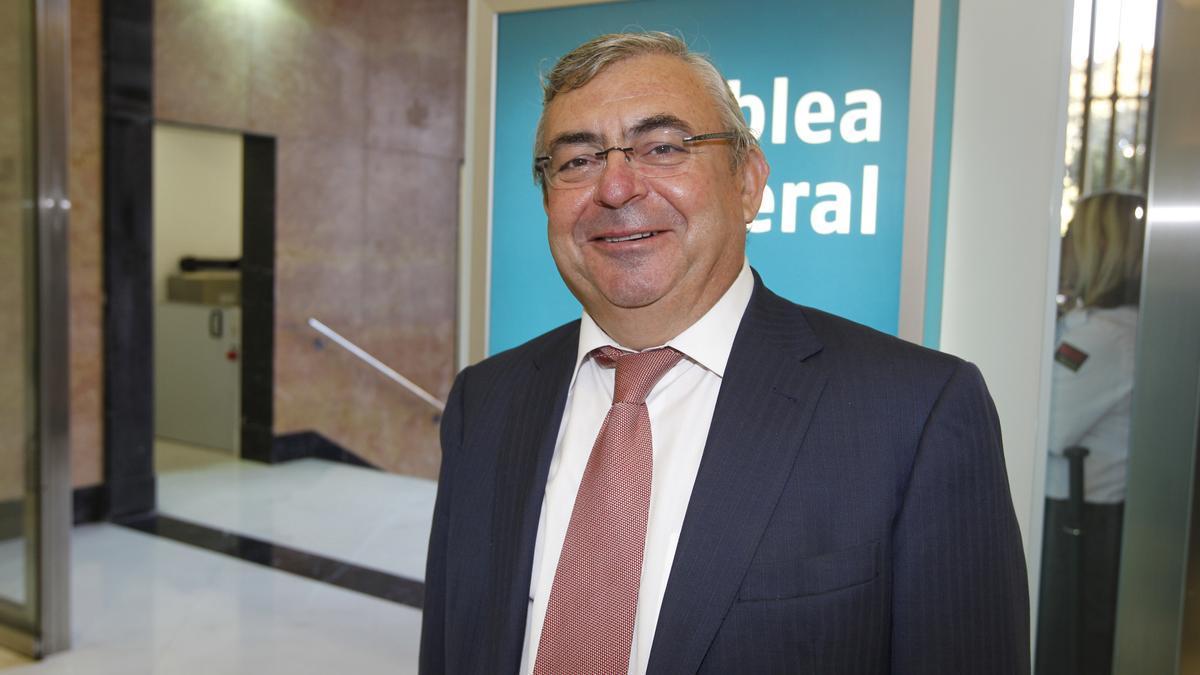 José Cataluña en una foto de archivo