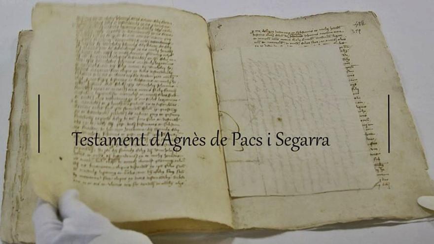 El Arxiu del Regne  de Mallorca inicia una  nueva línea audiovisual