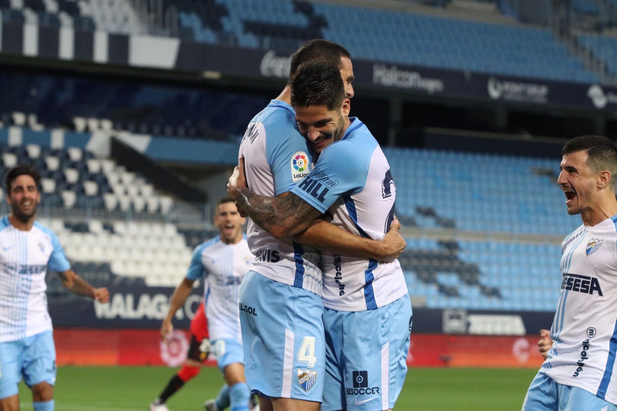 Liga SmartBank | Málaga CF - RCD Mallorca